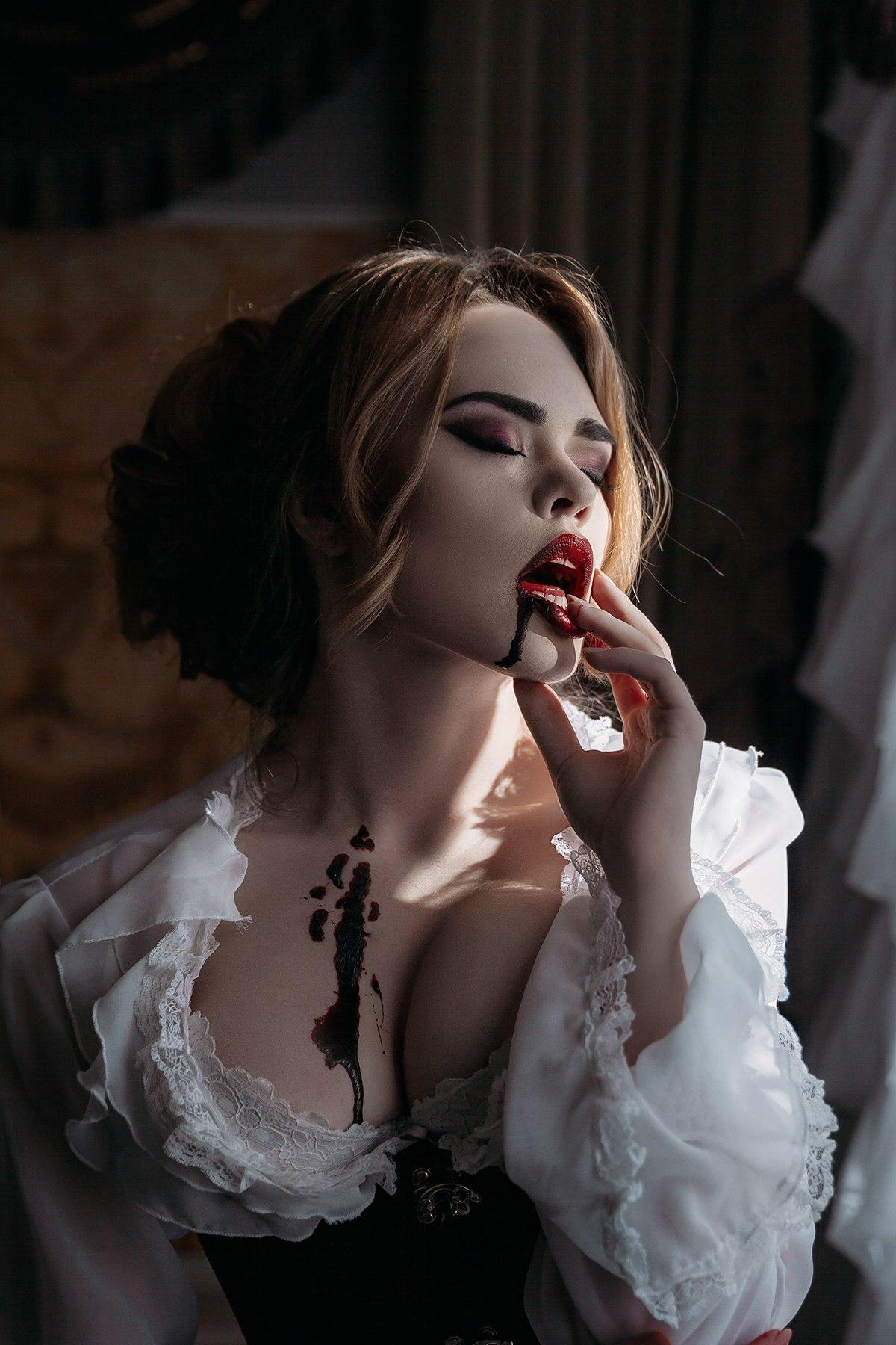 фото красивых вампиров девушек