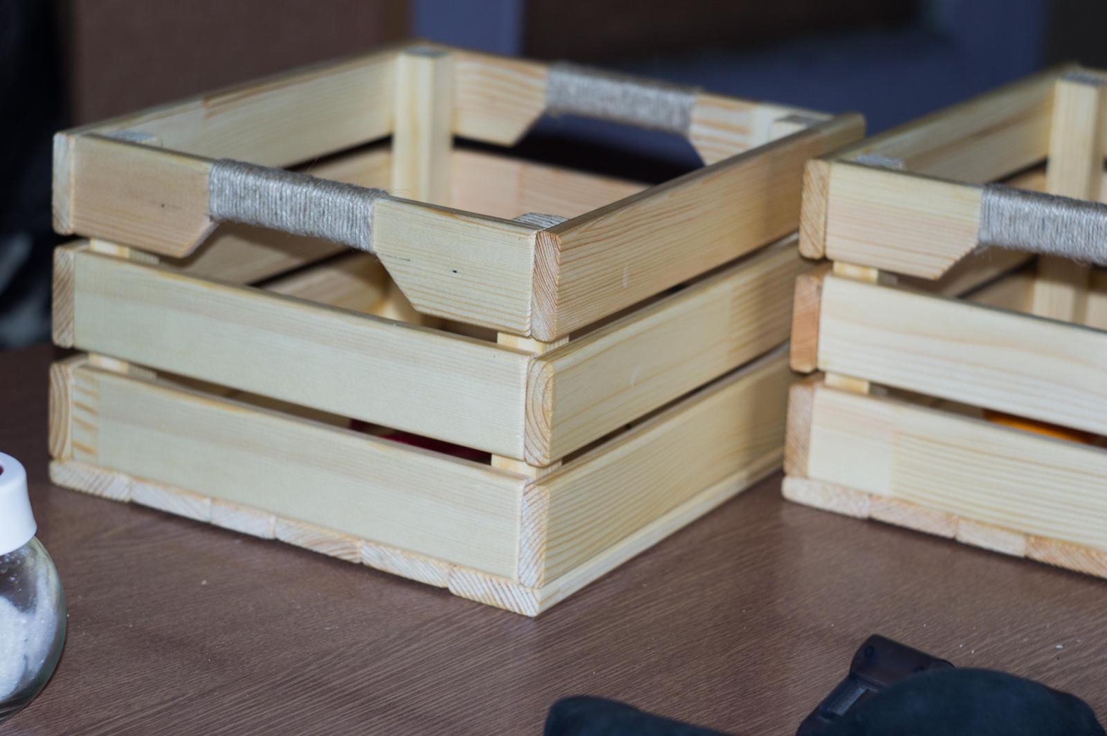 Как сделать ящик из дерева фото 793