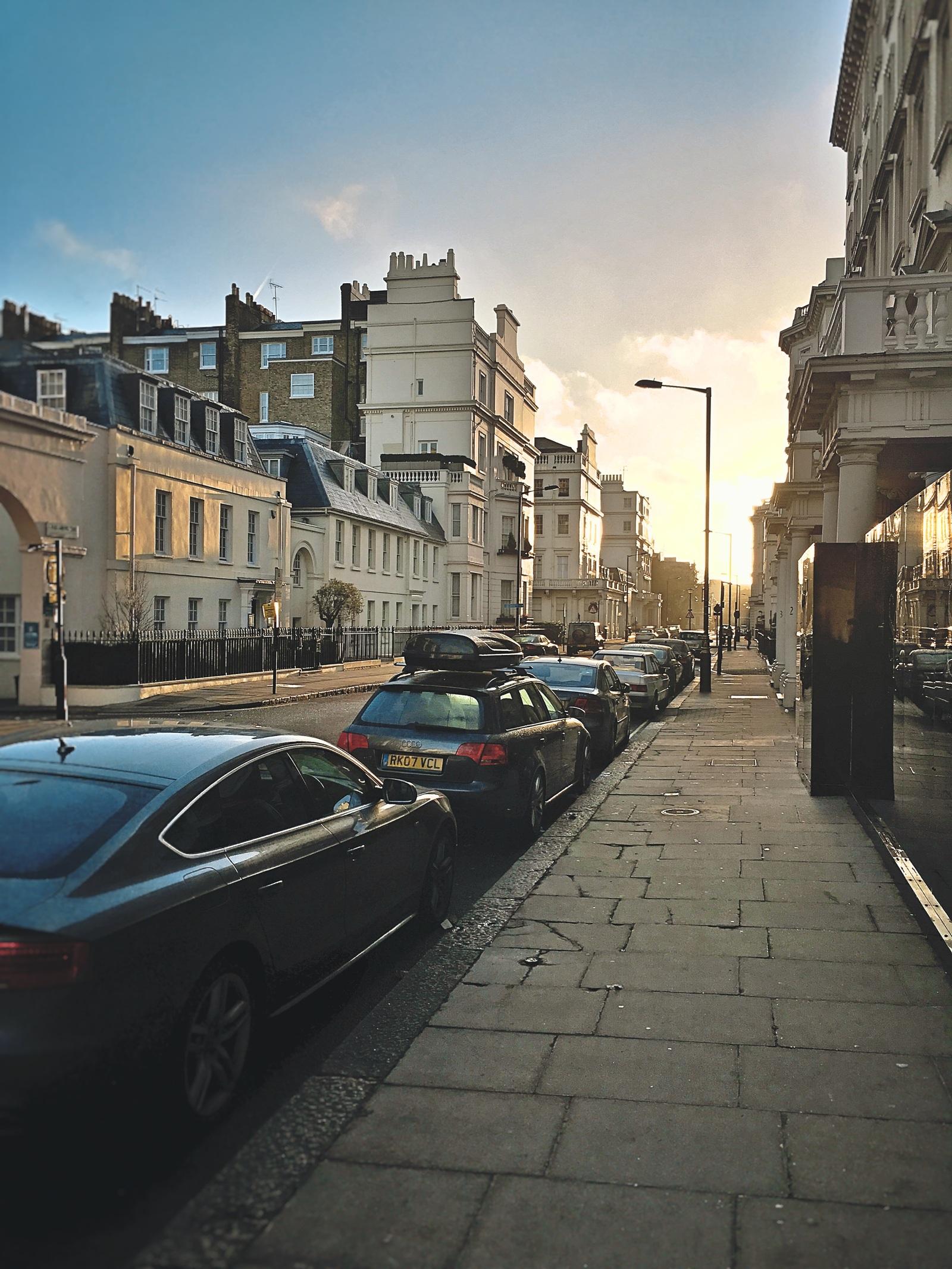 Любительские Фото Лондона