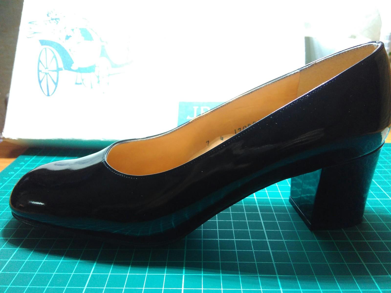 Туфли, которым 39 лет 35042c24e88