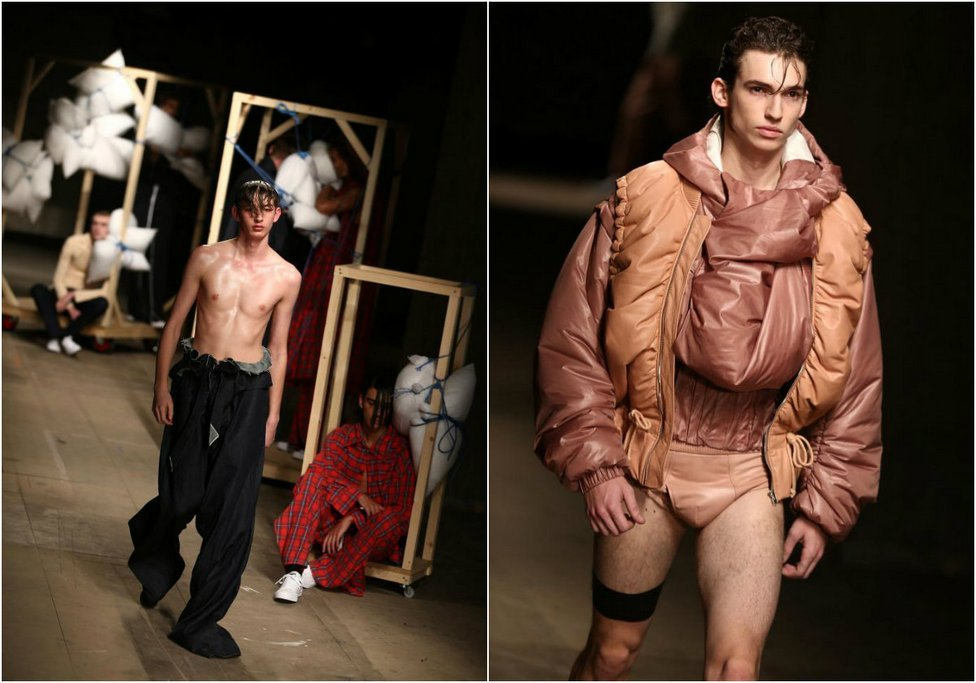 d1e555d9bbe5 Мы хотим это развидеть — в Лондоне состоялась Неделя мужской моды