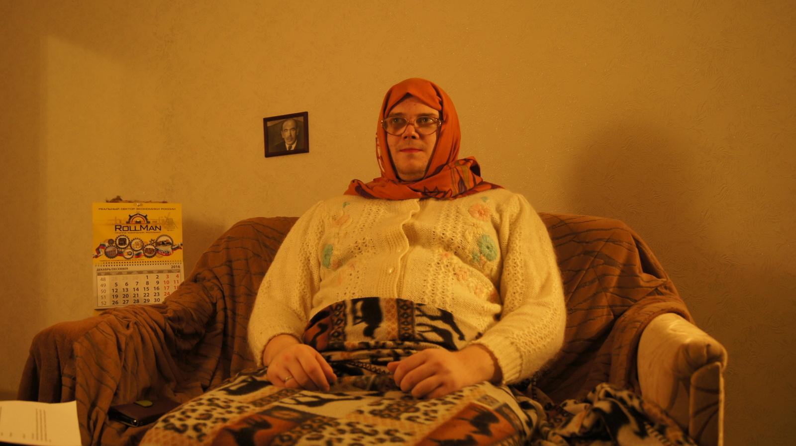 Видео бабушка хуябушка фото 340-600