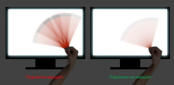 почему дёргается изображение на мониторе