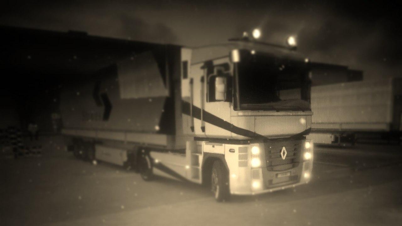 Русские радиостанции для Euro Truck Simulator 26