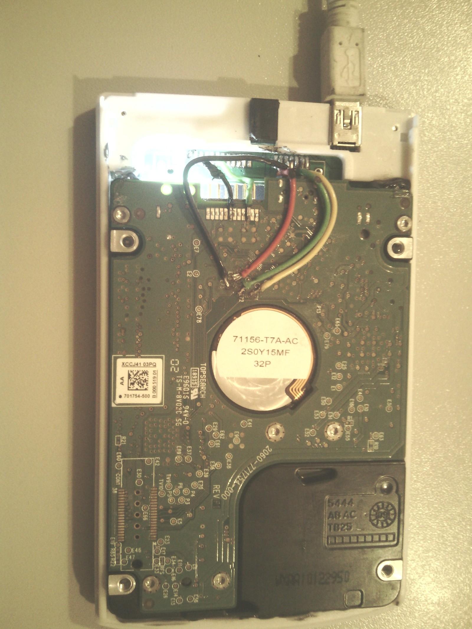Как из жесткого диска сделать внешний диск своими руками