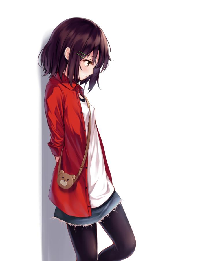 картинки арты аниме девушки