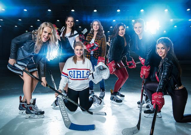 Хоккейная лига бикини