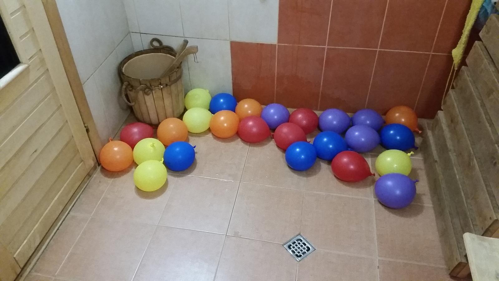 Как сделать ледяные шары фото 247