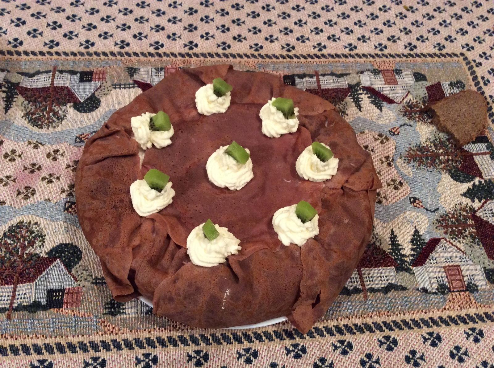 Торт птичье молоко шоколад