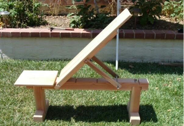 Скамья для жима лежа - Изготовление универсальной скамьи - Сделай Сам 6