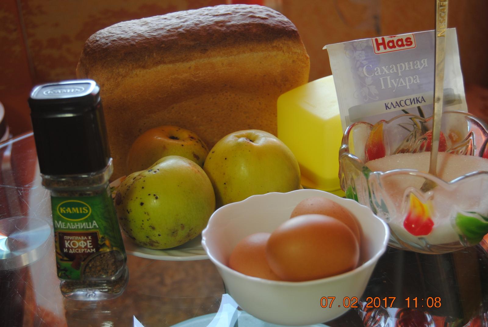 Необычный завтрак из обычных продуктов