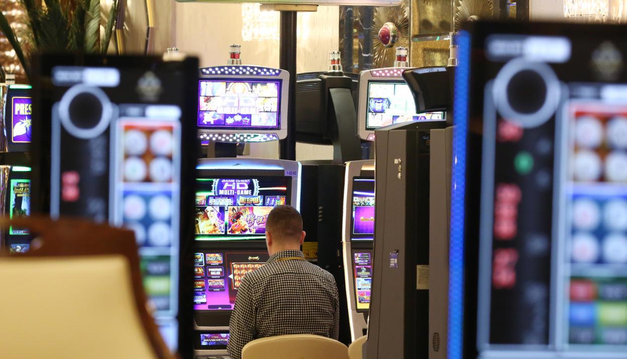 игровые русское автоматы казино