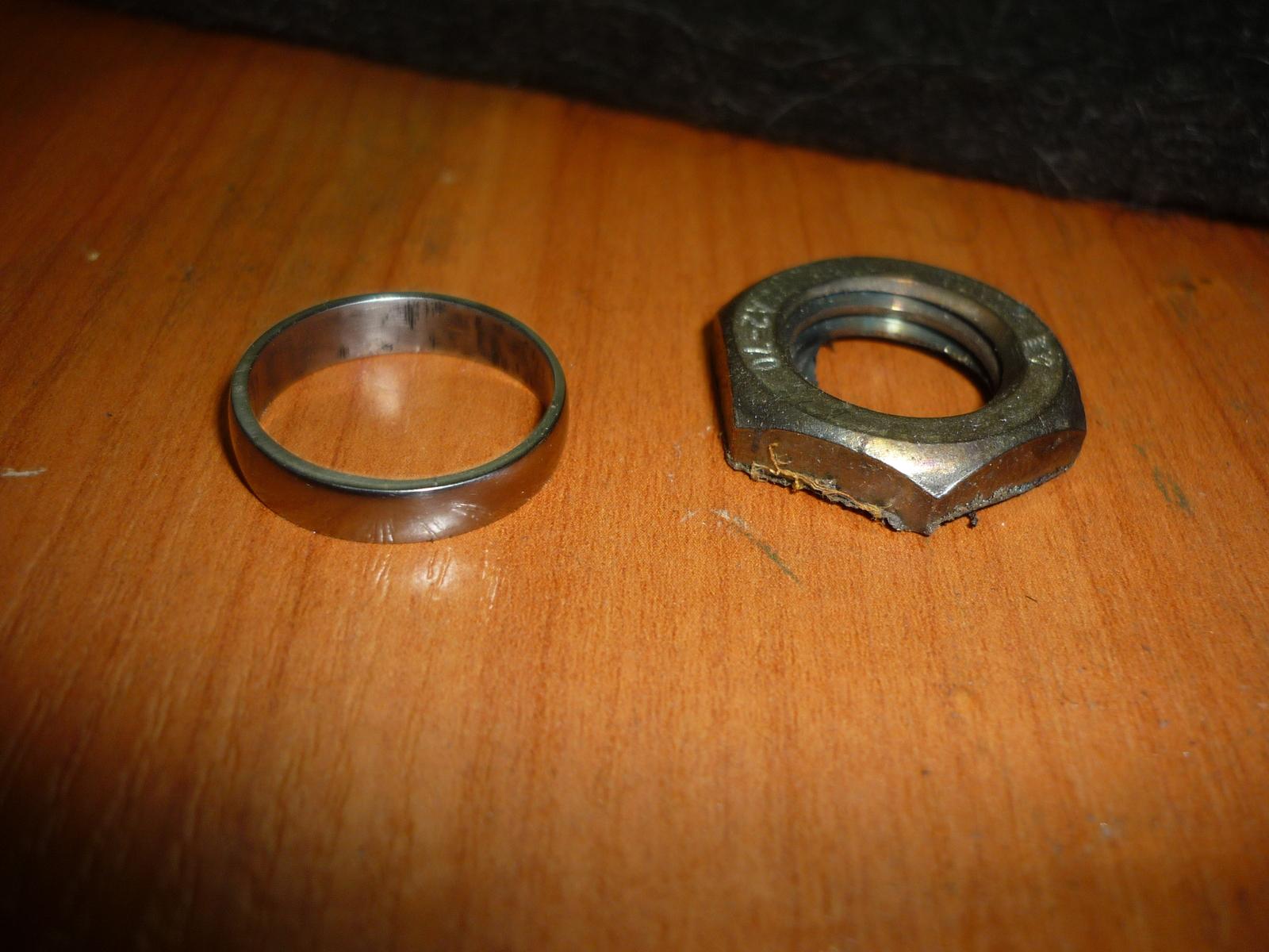 Фото как сделать кольцо своими руками фото 489