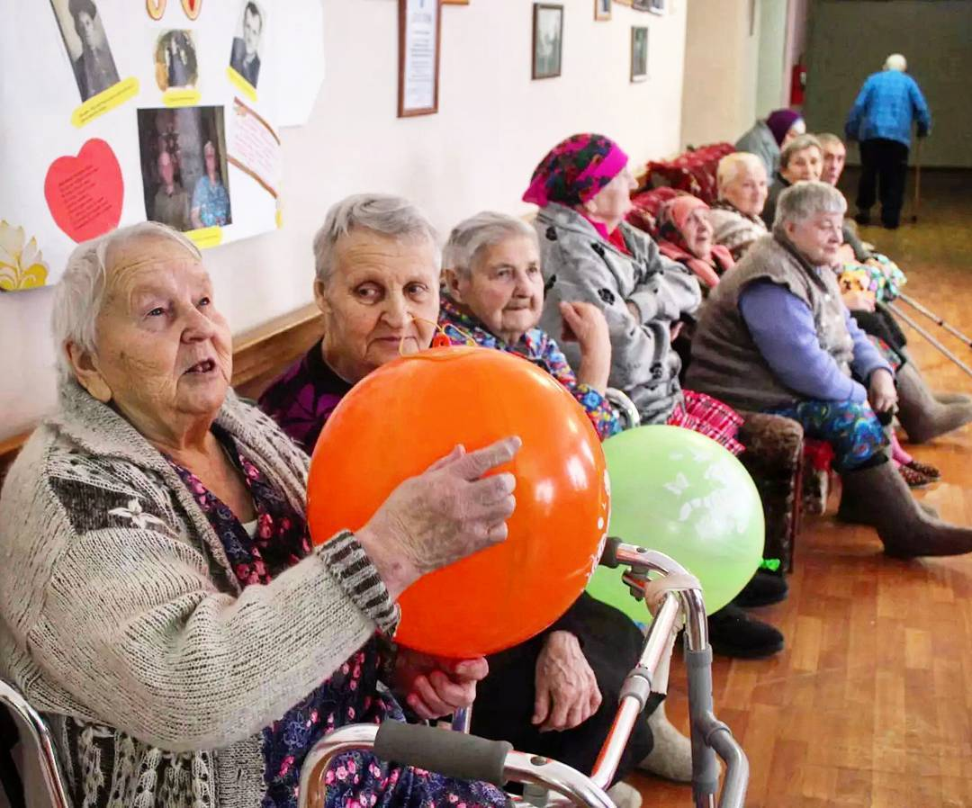 Таложенский дом интернат для престарелых центр пожилых людей в новосибирске