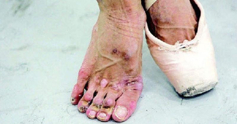 Фетиш на ножках #12