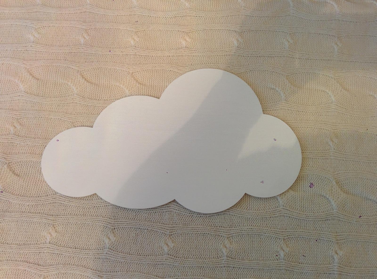 Большие облака своими руками