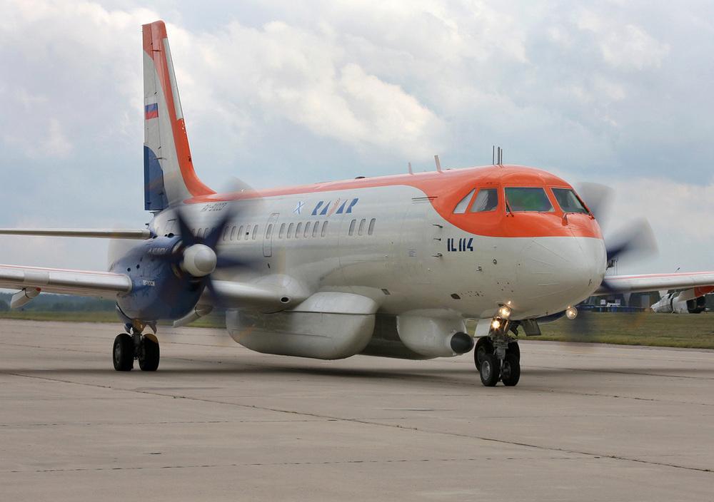 Резултат с изображение за Ил-114