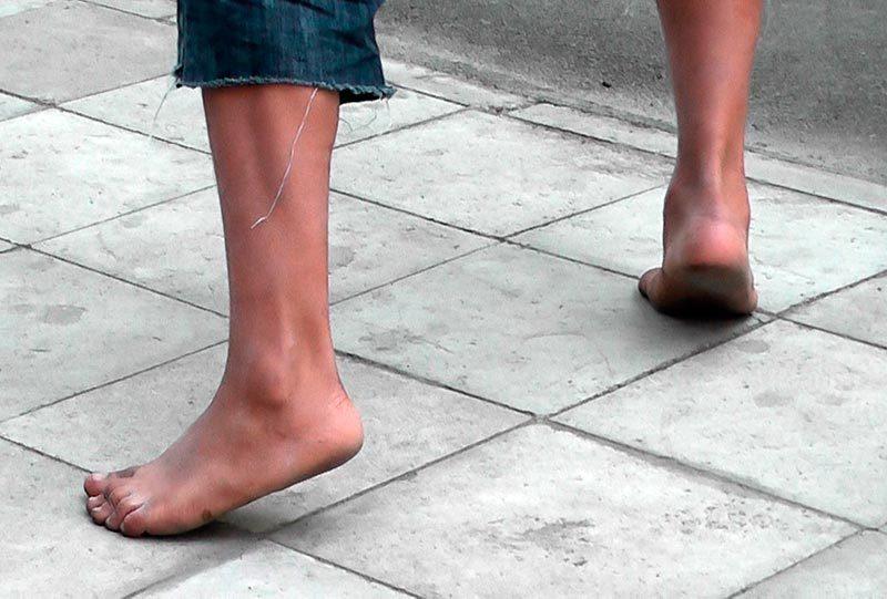 Большие грязные ноги фото 662-969