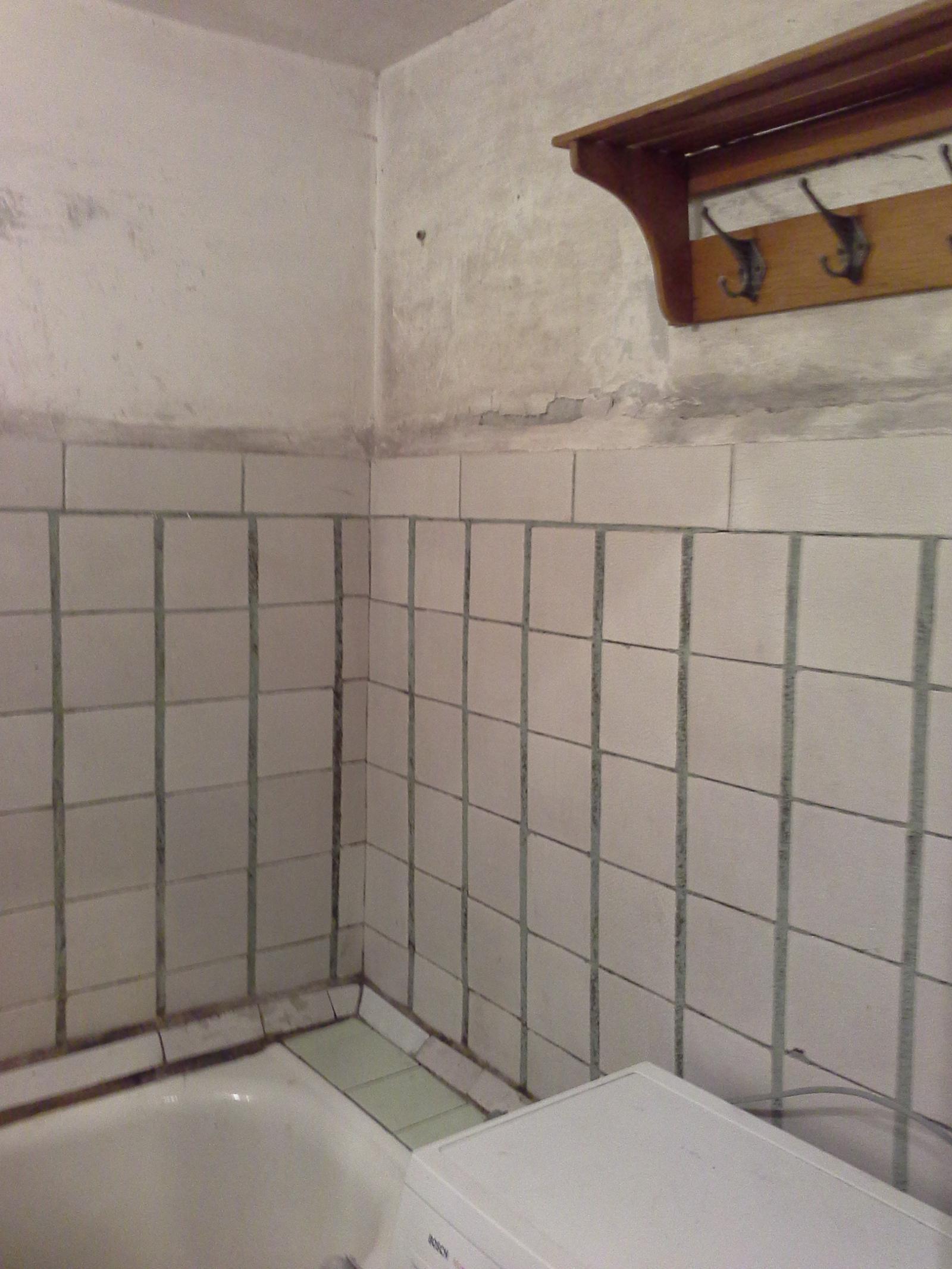 Поребрик в ванной комнате Фильтр Гейзер Эко с краном