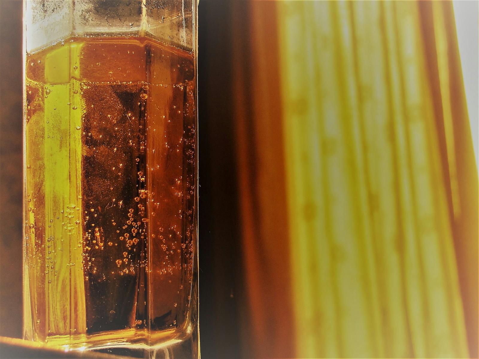 Спокойные весенние дни со стаканом газировки