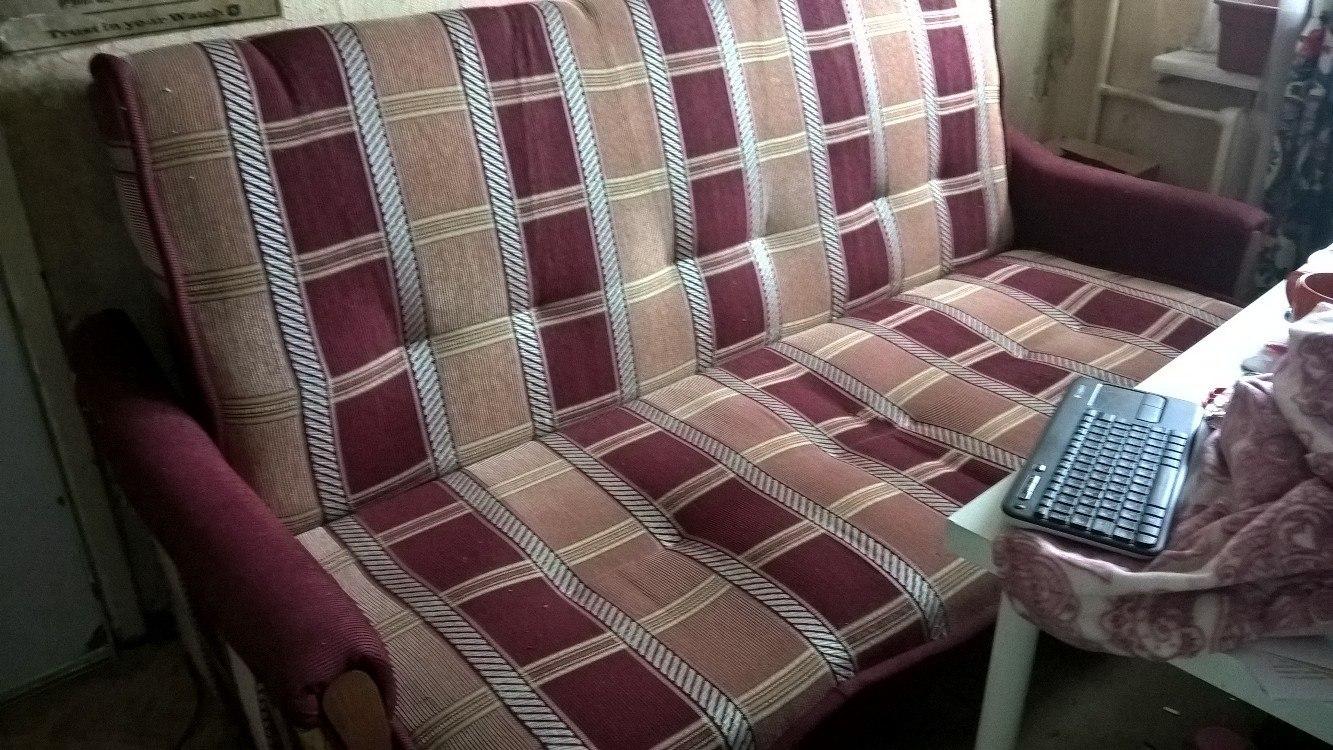 Рукоделие на диван
