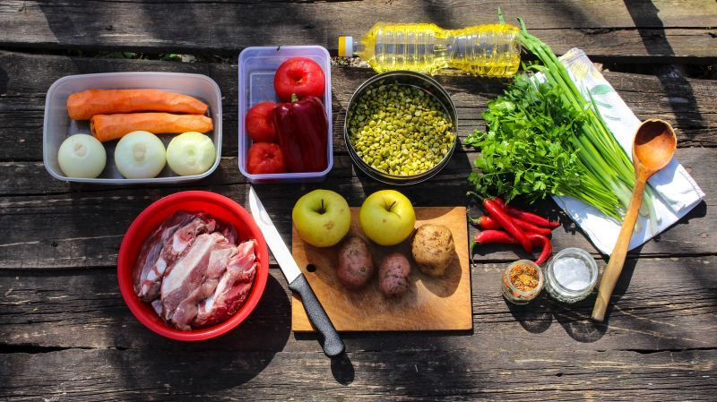 Рецепт блюда бозбаш