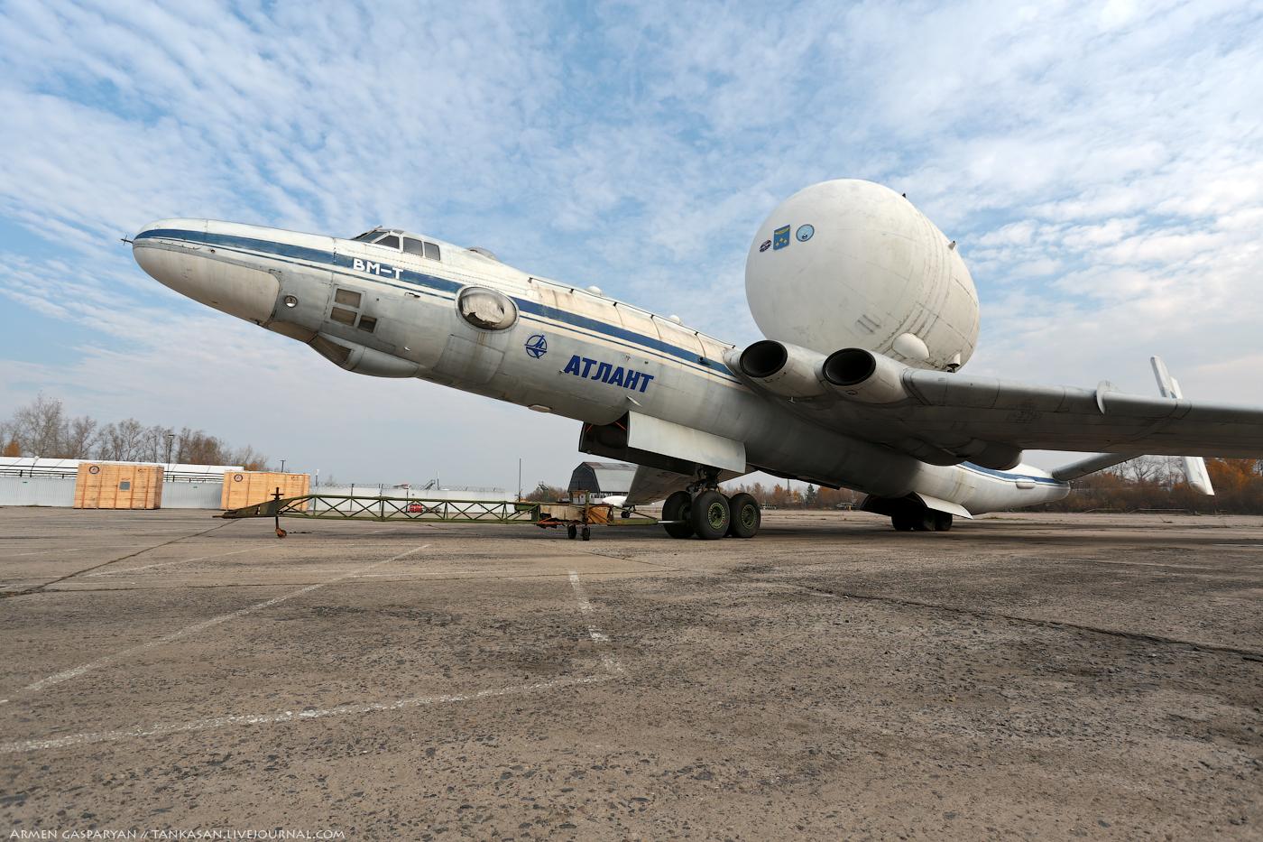 Обои Самолёт, советский, Вм-т, атлант. Авиация foto 10