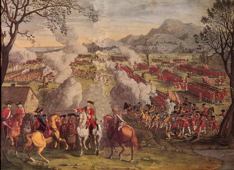 Грозный 45-й: второе якобитское восстание | Пикабу