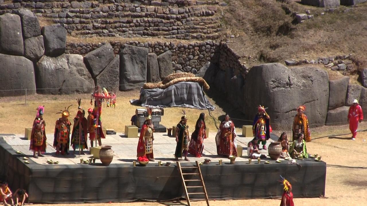 Секс в племени инков