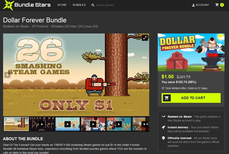 Steam бандлы Новинки!  Цифровая дистрибуция  Игры