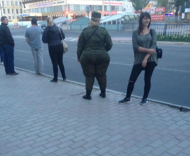 Я в армии нахуй
