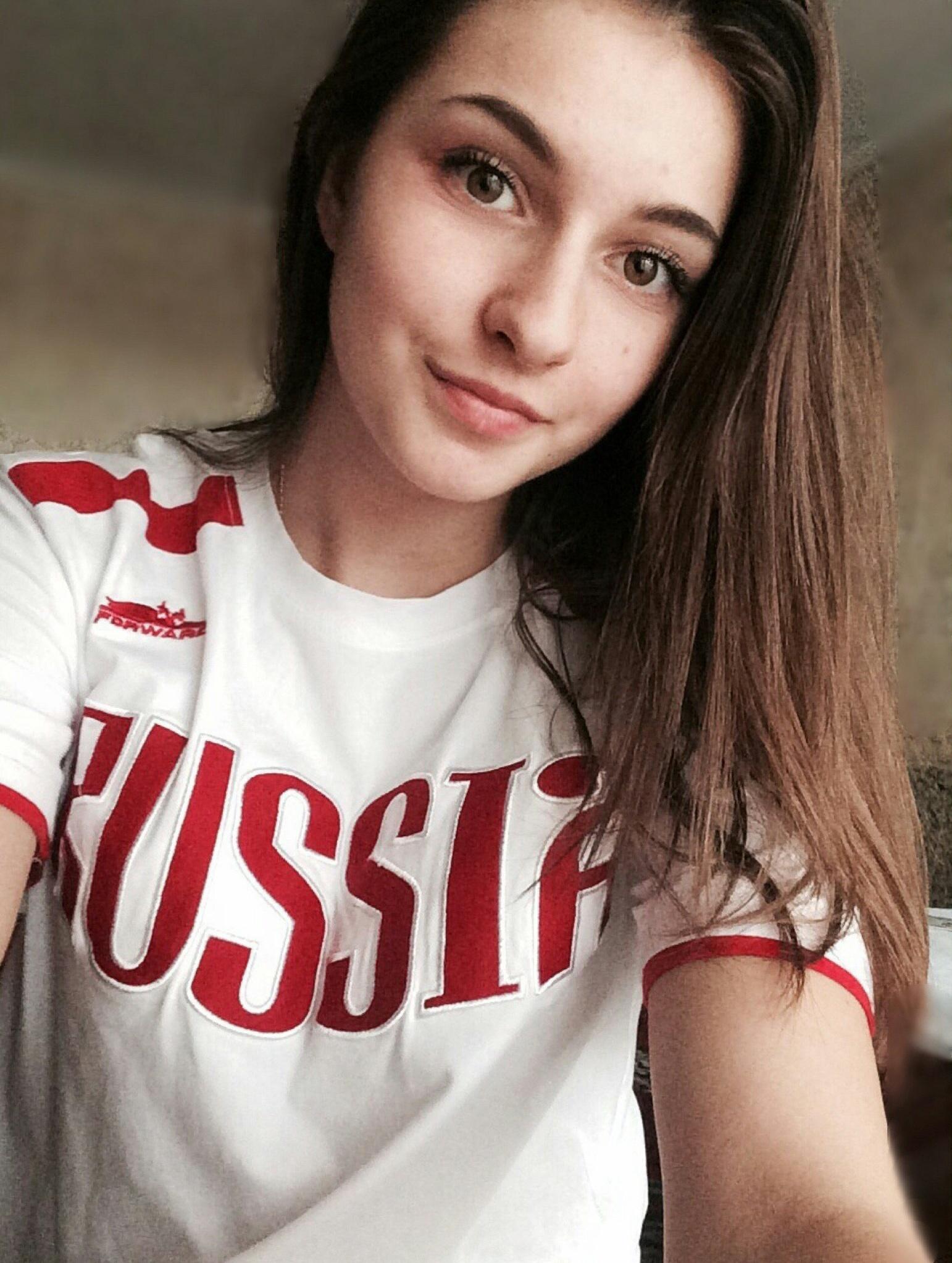 девушки русские фото