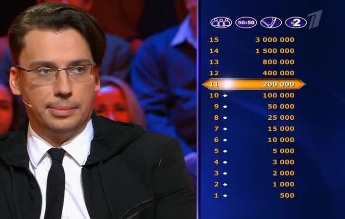 Кто из звезд выигрывал в кто хочет стать миллионером фильм суррогаты с брюсом уиллисом