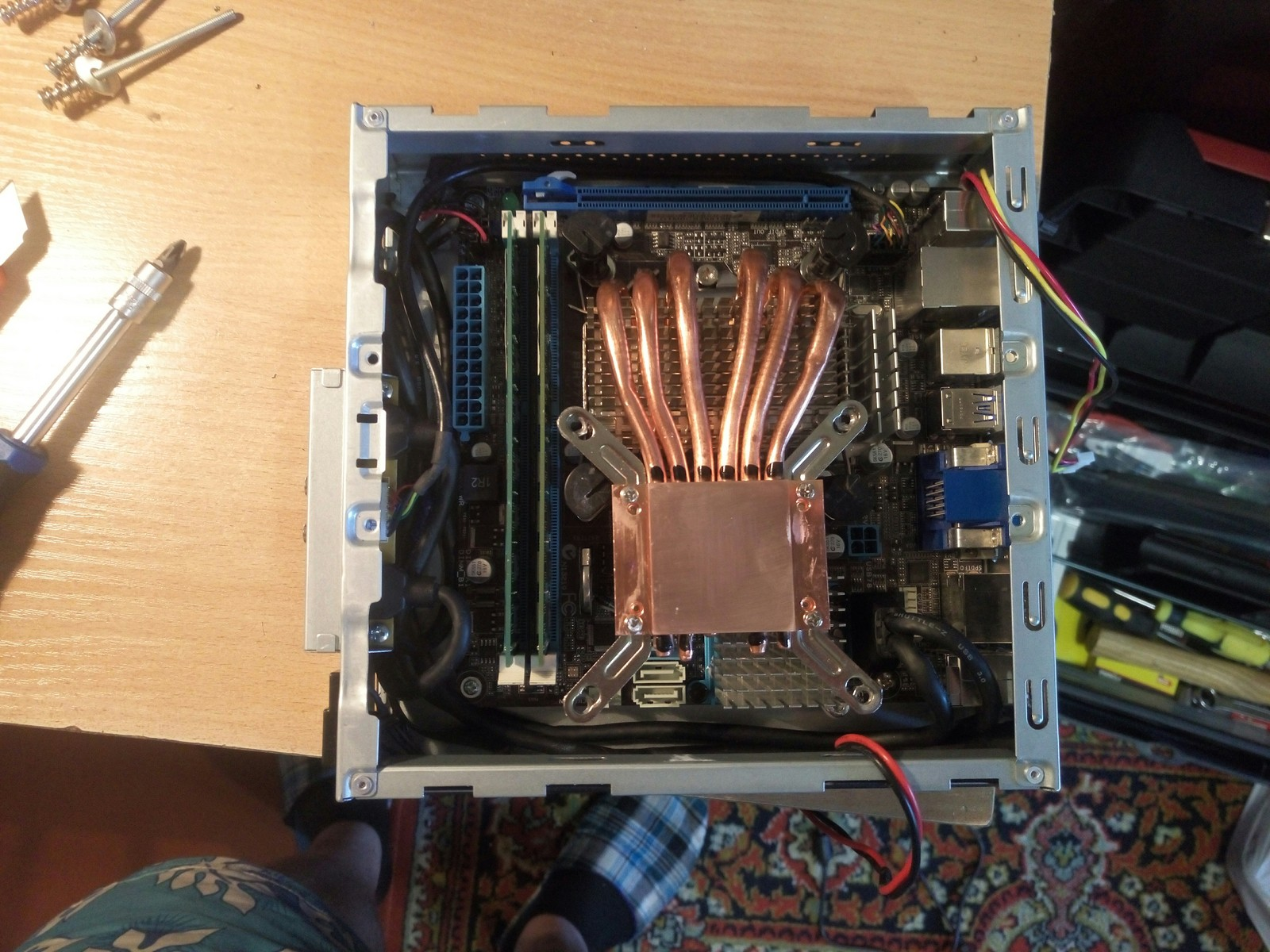 Кулер для процессора своими рукам фото 29