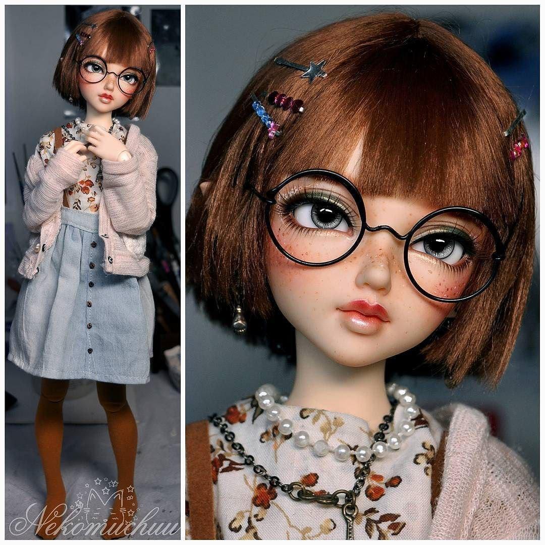 Авторские куклы своим руками 25