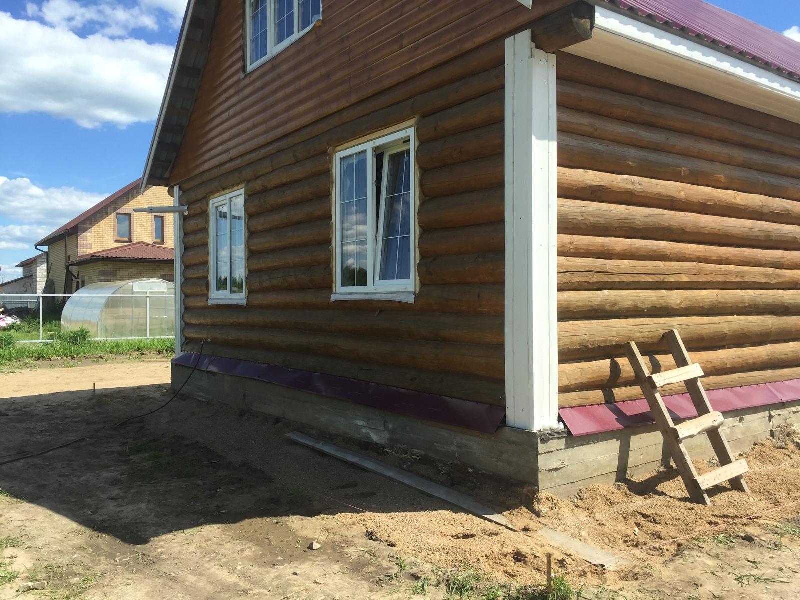 Построить загородный дом своими руками фото 518