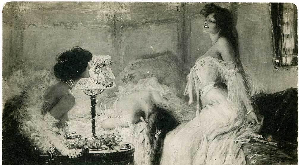Статья проституток