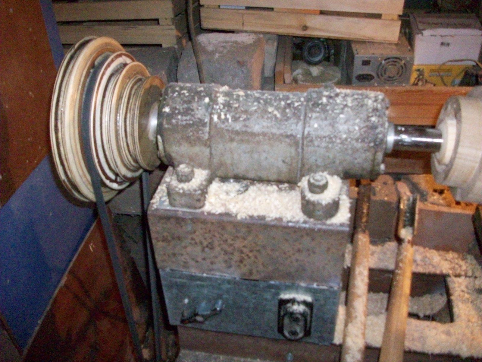 Как сделать самодельный токарный станок по металлу фото 495