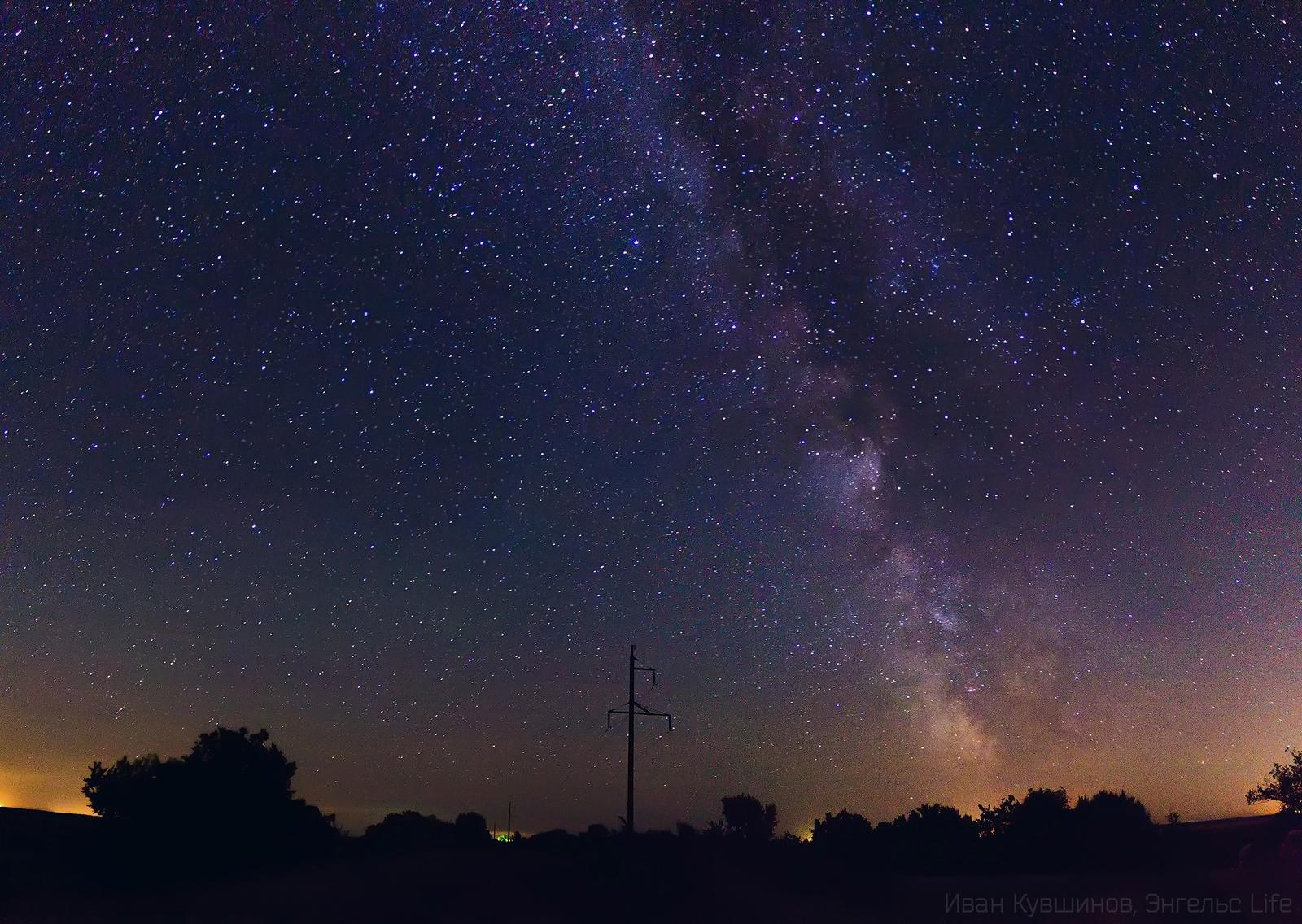 звездное небо картинки