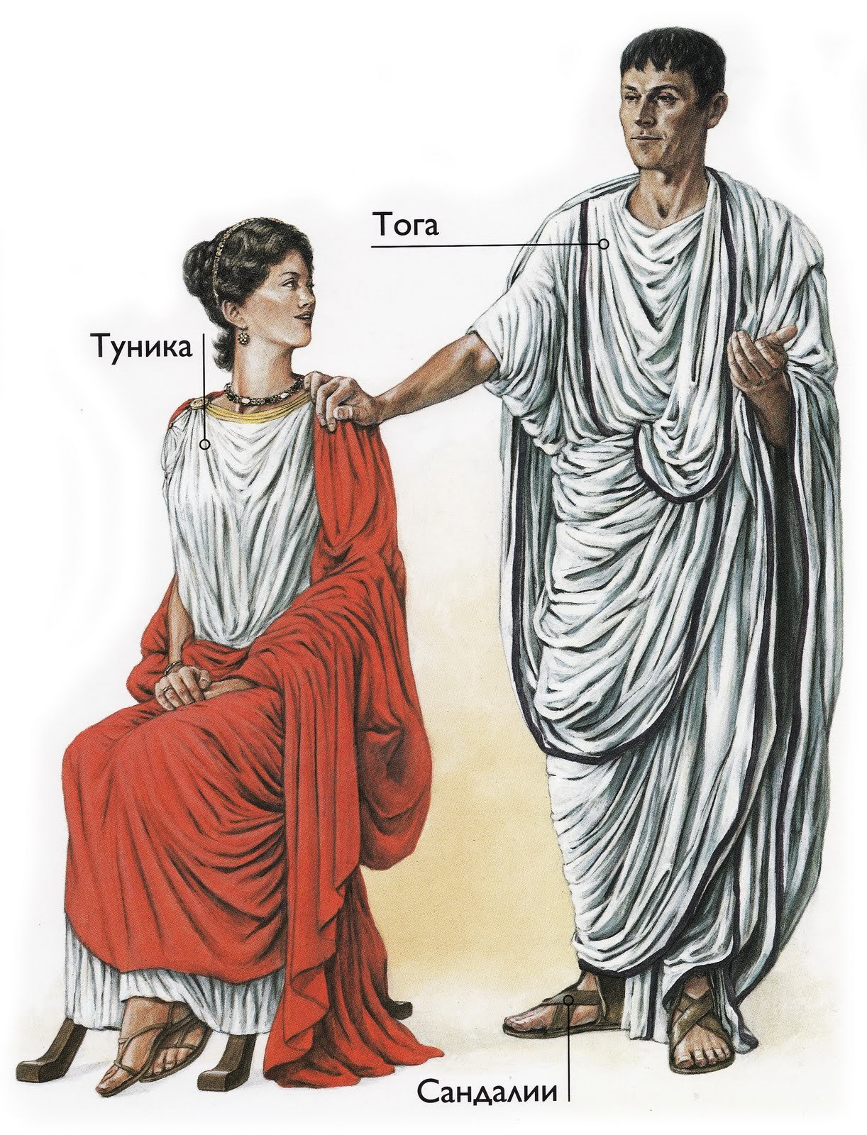 4aa6cf5dab2 Быт Древнего Рима