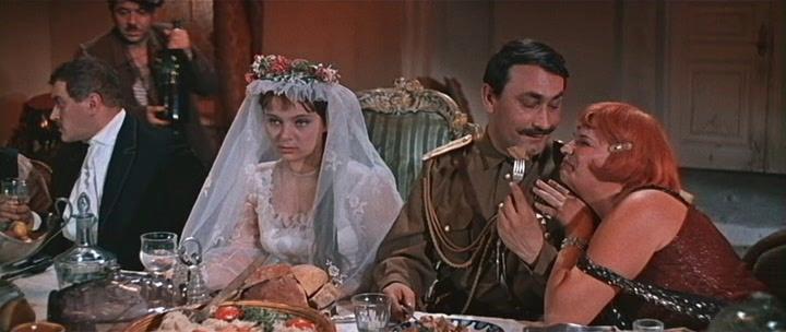 Свадьба в малиновке персонажи список