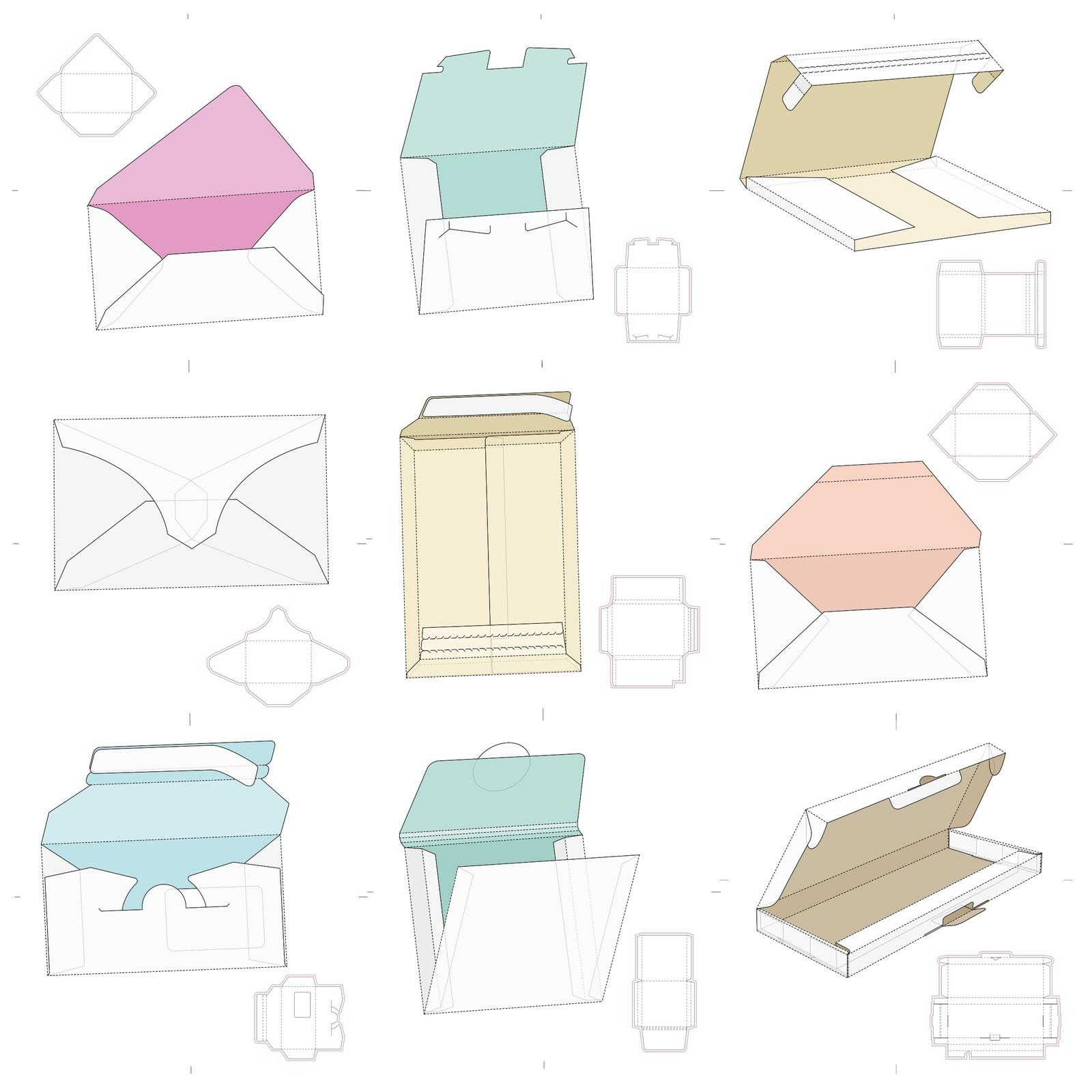 Сделаю схемы упаковки