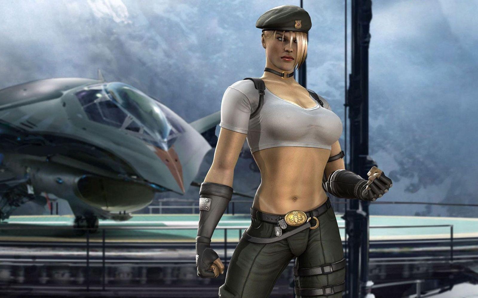 Самая сексуальная персонаж игр
