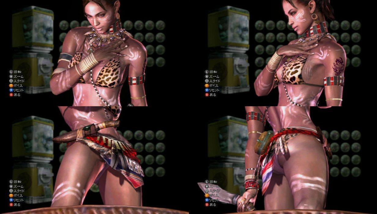 Самые сексуальные персонажи из видеоигр