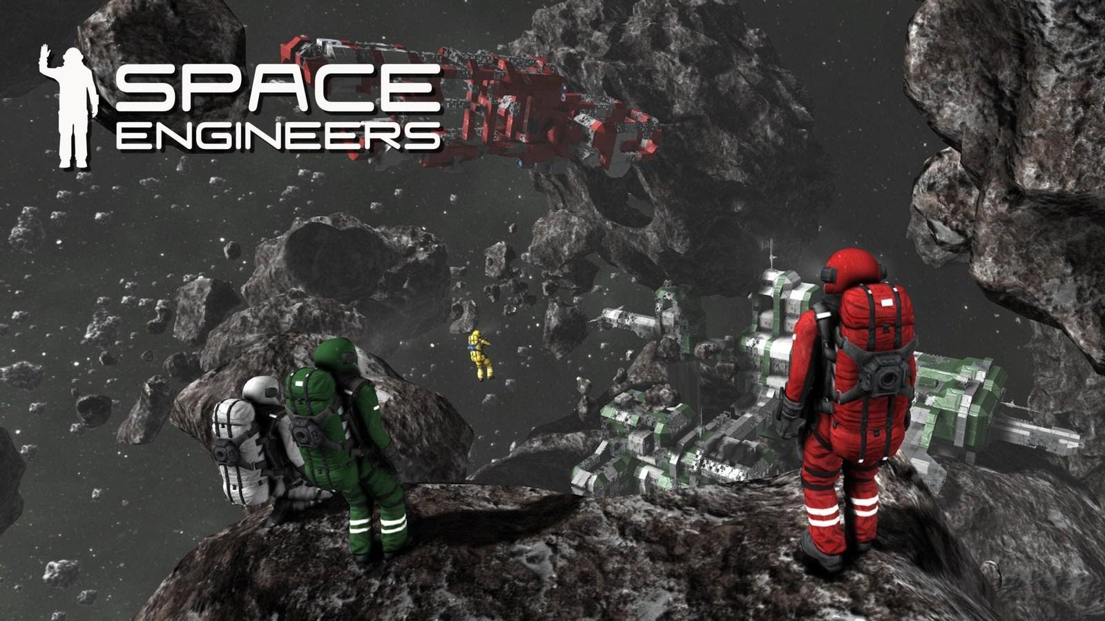 space engineers моды на пиратку