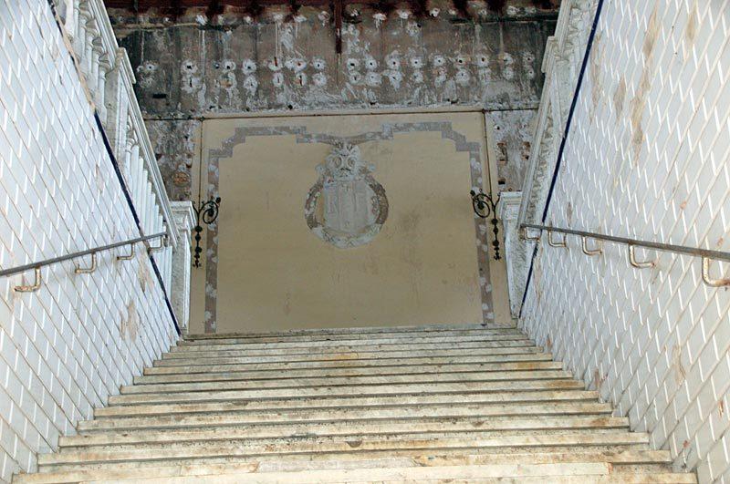 Заброшенная железнодорожная станция Канфранк, Испания