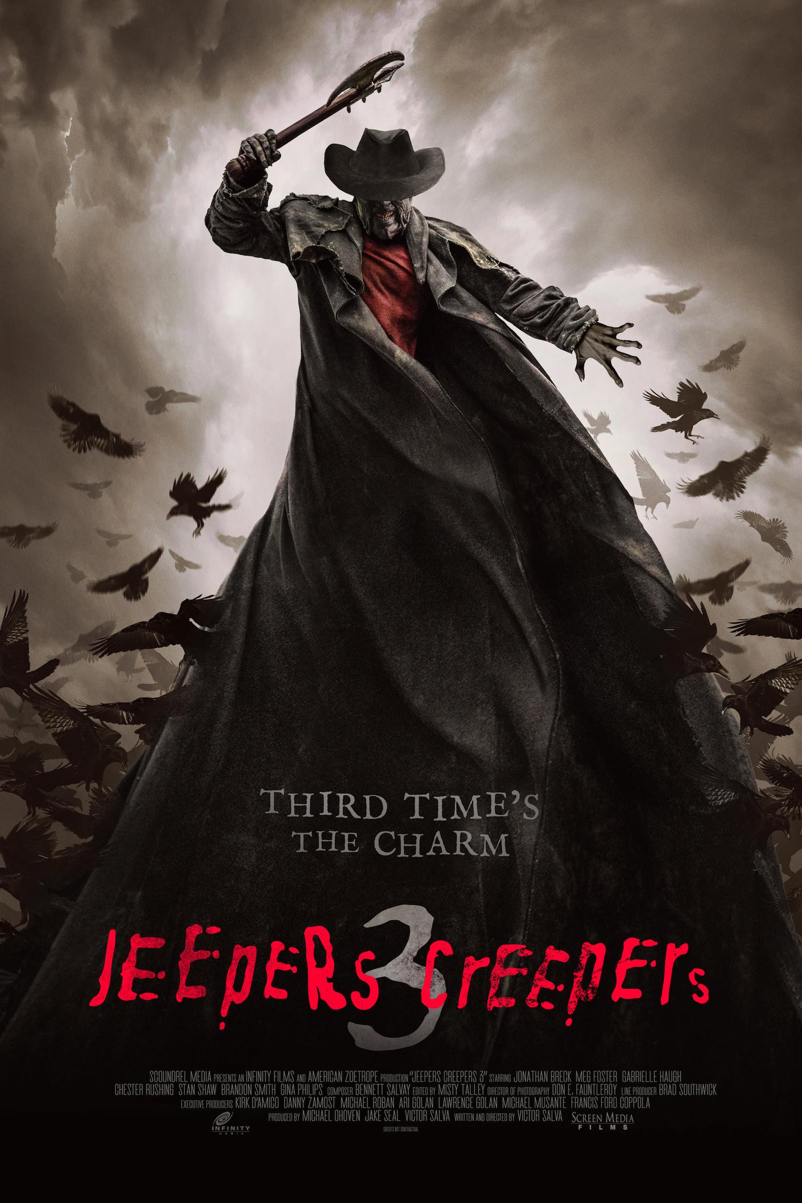 новые фильмы ужасов хоррор календарь на ноябрь