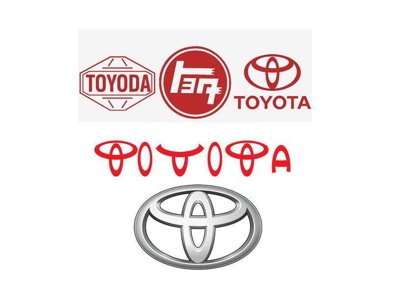 1ce21a05c7ef650 История создания логотипов Бренды, Логотип, Японские автомобили, Длиннопост
