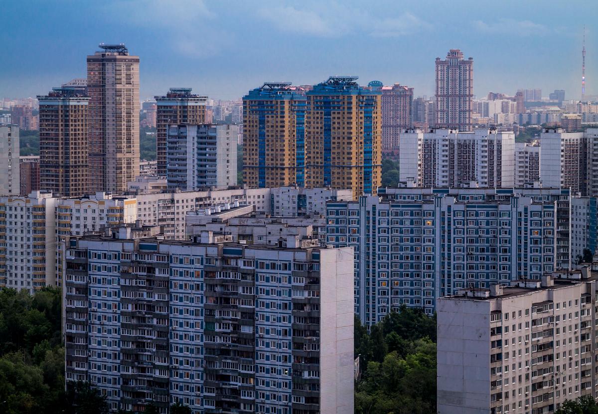 Рейтинг спальных районов москвы