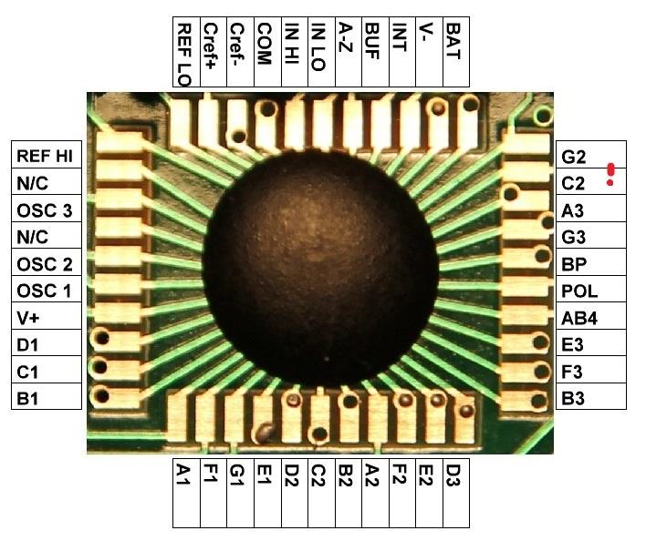 мультиметр dt 832 неисправности